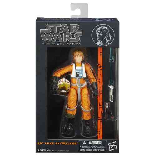 LUKE SKYWALKER (X-WING PILOT) #01