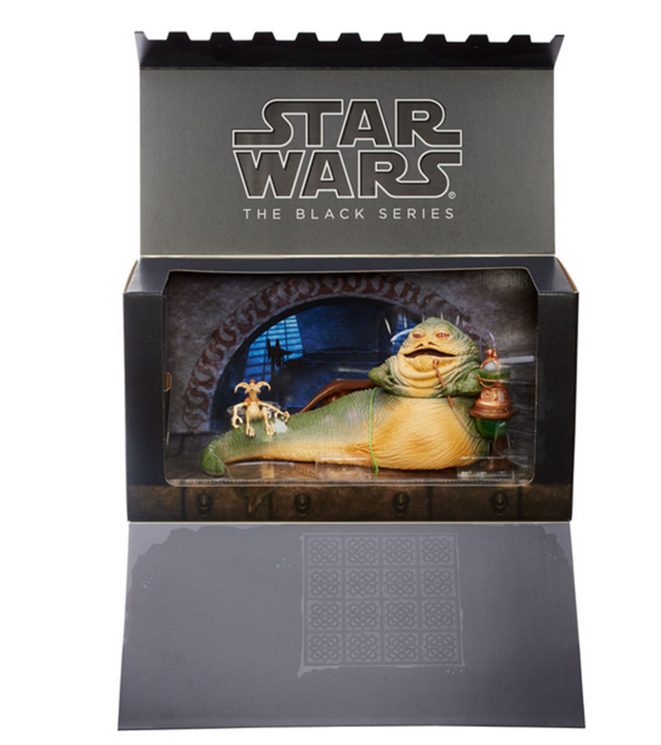 Black Series Jabba S Throne Room