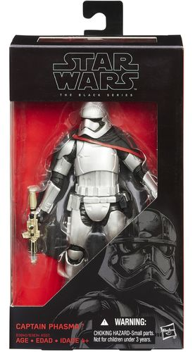 CAPTAIN PHASMA #06 (RED)