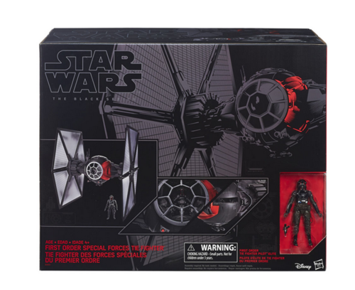 FIRST ORDER SPECIAL FORCES TIE FIGHTER / 65 CM