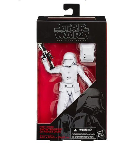 FIRST ORDER SNOWTROOPER #12 (RED)