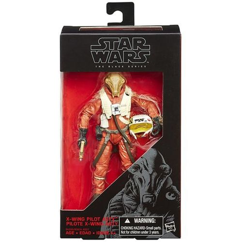 X-WING PILOT ASTY #14 (RED)