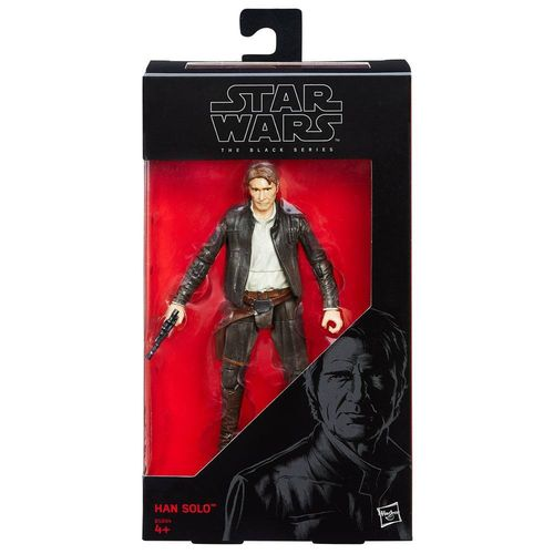 HAN SOLO (EPISODE VII) #18 (RED)