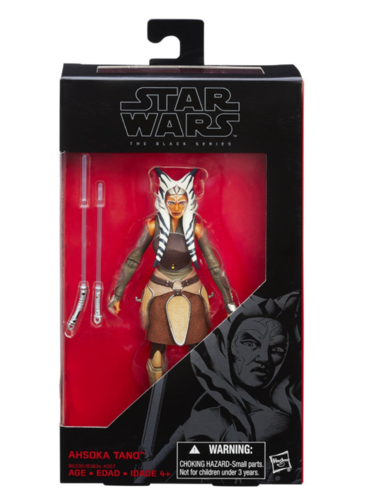 AHSOKA TANO #20 (RED)