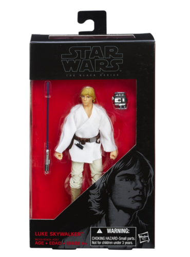 LUKE SKYWALKER (E IV) #21 (RED)