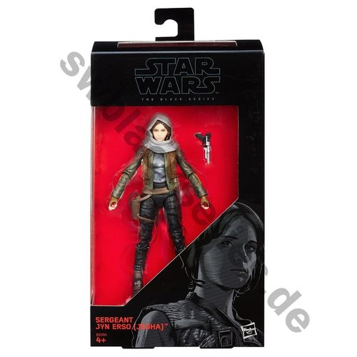 ROGUE ONE - SERGEANT JYN ERSO (JEDHA) #22 (RED)