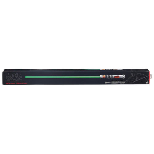 LUKE SKYWALKER GREEN FORCE FX LIGHTSABER