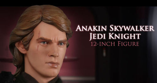 SIDESHOW ANAKIN SKYWALKER (ORDER OF THE JEDI) 1/6