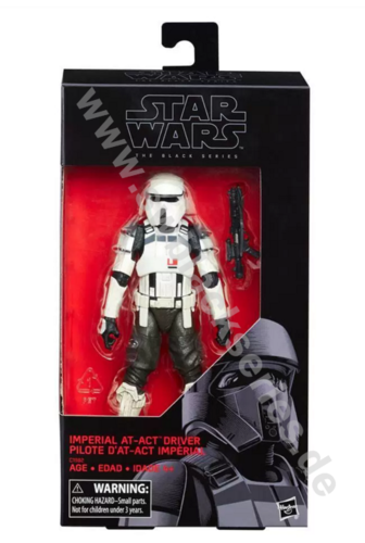 "BLACK SERIES AT-ACT DRIVER 6"" / TARGET'S EXCLUSIVE"