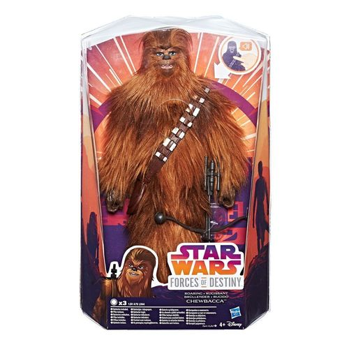STAR WARS FORCES OF DESTINY / CHEWBACCA 11""