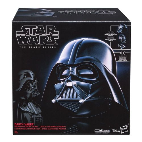 BLACK SERIES DARTH VADER ELECTRONIC HELMET 1:1