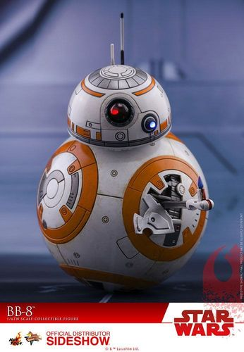 HOT TOYS STAR WARS BB-8 (THE LAST JEDI) / SIXTH SCALE