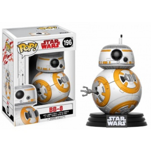 FUNKO POP STAR WARS THE LAST JEDI - BB-8 #196