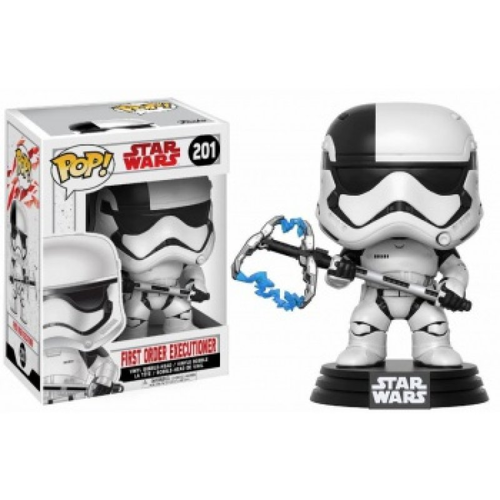 FUNKO POP STAR WARS THE LAST JEDI - FIRST ORDER EXECUTIONER #201