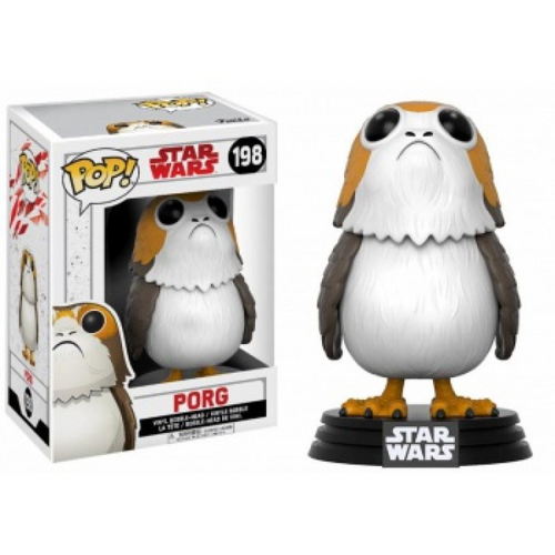 FUNKO POP STAR WARS THE LAST JEDI - PORG #198