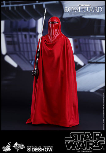 HOT TOYS STAR WARS EMPEROR'S ROYAL GUARD / SIXTH SCALE