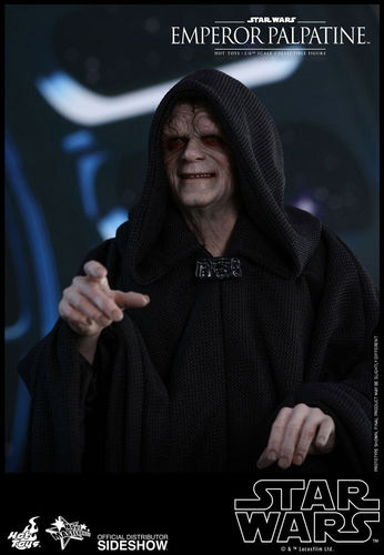 HOT TOYS STAR WARS EMPEROR PALPATINE 1/6 MMS467