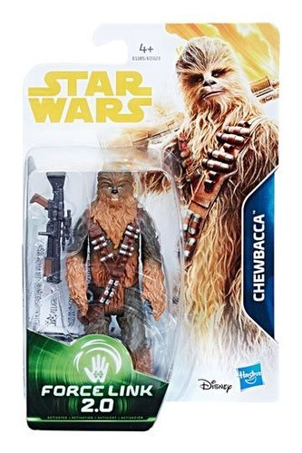 "SOLO - A STAR WARS STORY - CHEWBACCA 3,75"" / FORCE LINK 2.0"