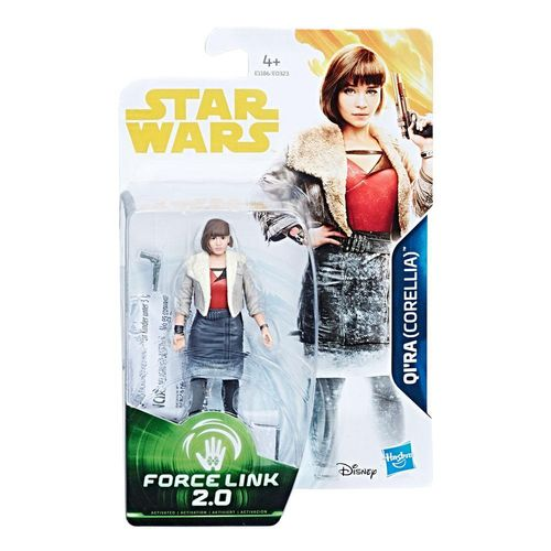 "SOLO - A STAR WARS STORY - QI'RA 3,75"" / FORCE LINK 2.0"