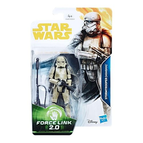 "SOLO - A STAR WARS STORY -  MIMBAN STORMTROOPER 3,75"" / FORCE LINK 2.0"