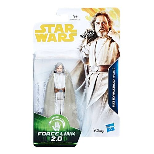 "SOLO - A STAR WARS STORY - LUKE SKYWALKER (THE FORCE AWAKENS) 3,75"" / FORCE LINK 2.0"