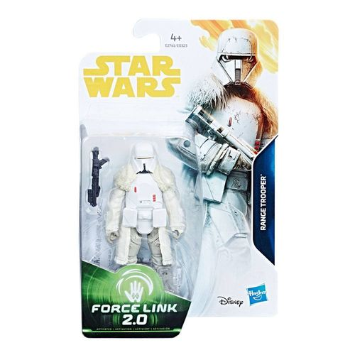 "SOLO - A STAR WARS STORY - RANGE TROOPER 3,75"" / FORCE LINK 2.0"