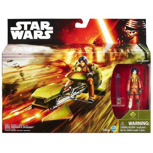 STAR WARS THE FORCE AWAKENS - EZRA BRIDGER'S SPEEDER