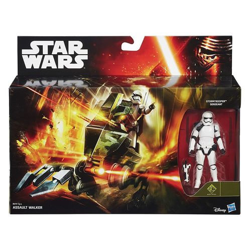 STAR WARS THE FORCE AWAKENS - ASSAULT WALKER