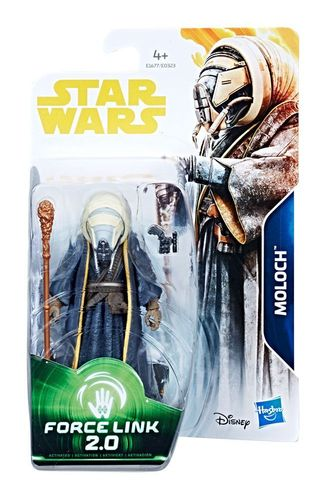 SOLO - A STAR WARS STORY - MOLOCH (WAVE 2) / FORCE LINK 2.0