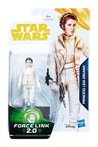 SOLO - A STAR WARS STORY - PRINCESS LEIA (HOTH) (WAVE 2) / FORCE LINK 2.0