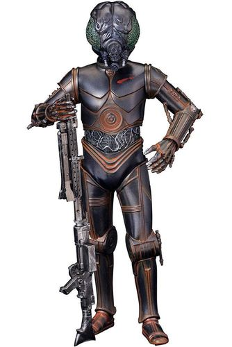 KOTOBUKIYA STAR WARS 4-LOM BOUNTY HUNTER ARTFX+ 1/10