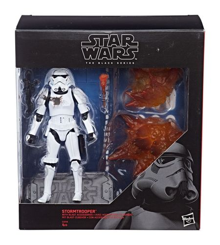 "STORMTROOPER (BATTLE DAMAGED) DELUXE 6"" / EXCLUSIVE / RELEASE IM ABLAUF"