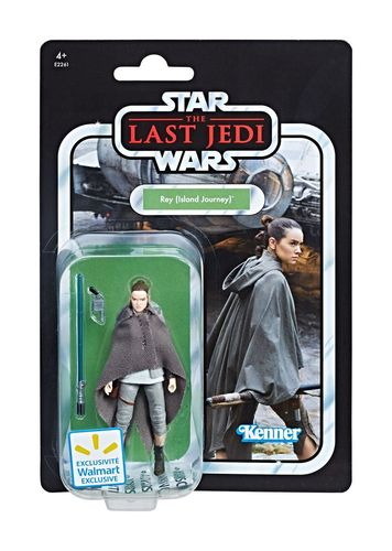 "THE VINTAGE COLLECTION - REY (ISLAND JOURNEY) 3,75"" / WALMART EXCLUSIVE"
