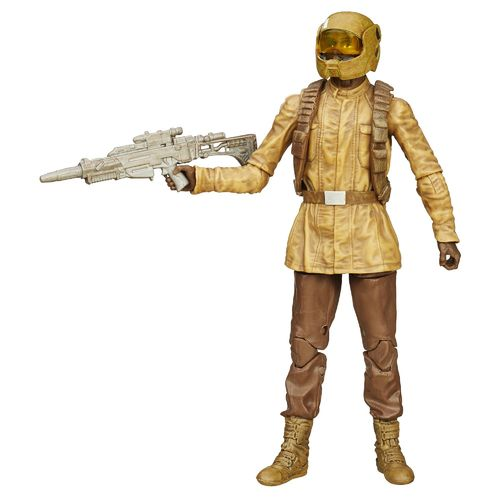 "RESISTANCE TROOPER (BROWN HELMET) 6"" / LOOSE"