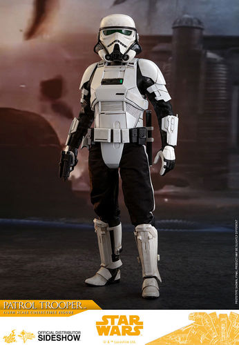 HOT TOYS STAR WARS IMPERIAL PATROL TROOPER / SIXTH SCALE / MMS494