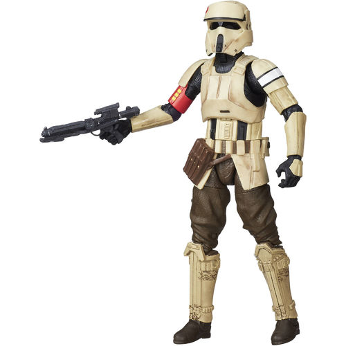 "SCARIF STORMTROOPER (WALMART EXCLUSIVE) 6"" / LOOSE"