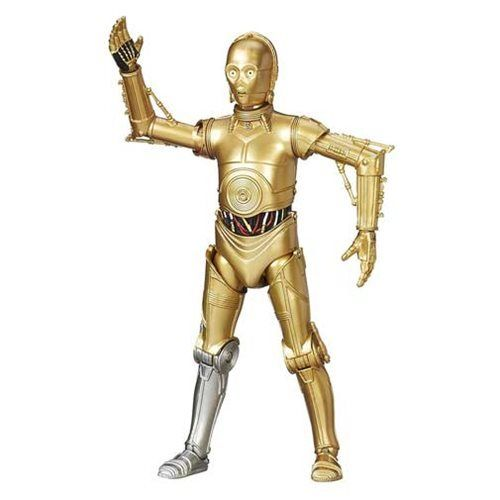 "C-3PO (WALGREENS EXCLUSIVE) 6"" / LOOSE"