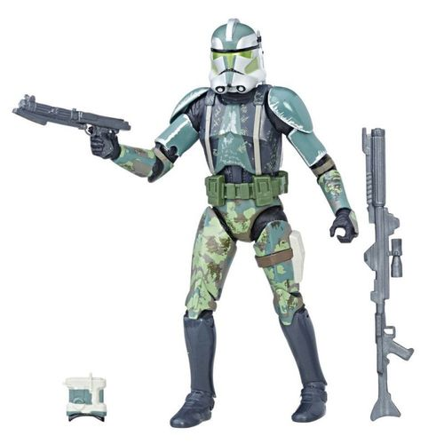 "CLONE COMMANDER GREE (TRU EXCLUSIVE) 6"" / LOOSE"