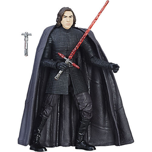 "KYLO REN (THE LAST JEDI) 6"" / LOOSE"