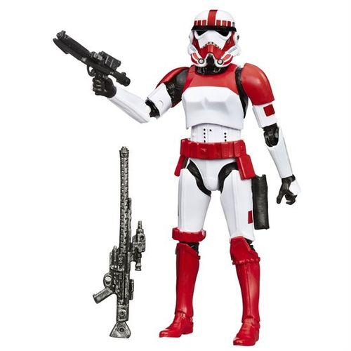 "BATTLEFRONT IMPERIAL SHOCKTROOPER (GAMESTOP EXCLUSIVE) 6"" / LOOSE"