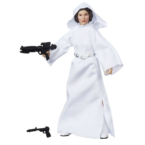 "PRINCESS LEIA ORGANA 6"" / LOOSE"