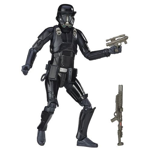 "IMPERIAL DEATH TROOPER 6"" / LOOSE"