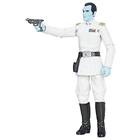 "GRAND ADMIRAL THRAWN 6"" / LOOSE"
