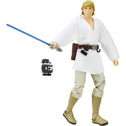 "LUKE SKYWALKER (EPISODE IV) 6"" / LOOSE"
