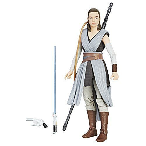 "REY (JEDI TRAINING) 6"" / LOOSE"