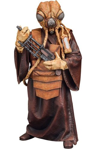 KOTOBUKIYA STAR WARS ZUCKUSS BOUNTY HUNTER ARTFX+ 1/10 / RELEASE IM ABLAUF