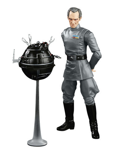 "GOVERNOR TARKIN + TORTURE DROID 6"" / LOOSE"