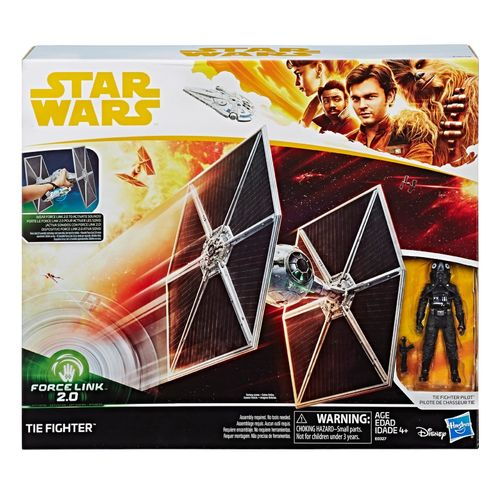 SOLO - A STAR WARS STORY - IMPERIAL TIE FIGHTER / FORCE LINK 2.0