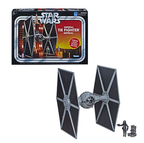 "THE VINTAGE COLLECTION - IMPERIAL TIE FIGHTER 3,75"" / WALMART EXCLUSIVE"
