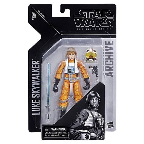 "LUKE SKYWALKER (X-WING PILOT) 6"" ARCHIVE LINE"